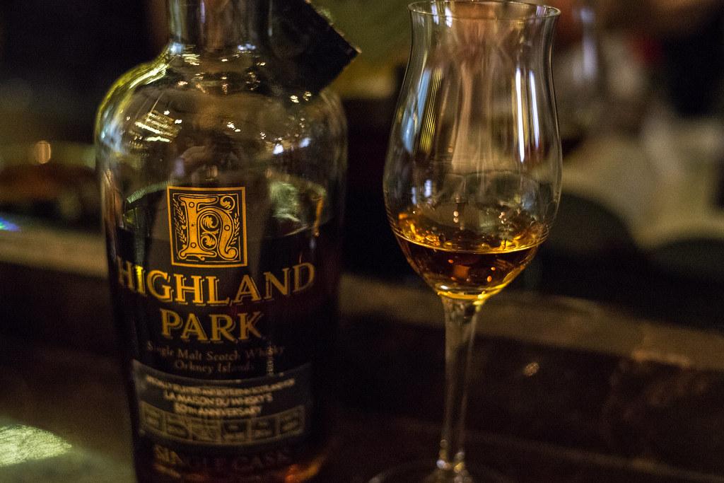 Highland Park 1977-2006 La Mainson du Whisky 50th Anniversary