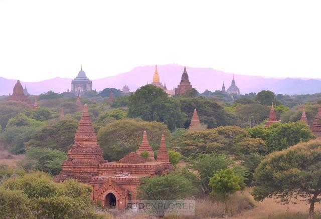 myanmar itinerary bagan temples bagan itinerary