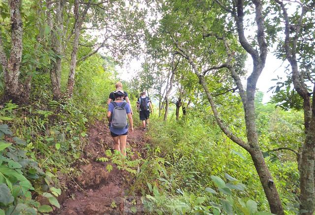 myanmar itinerary kalaw trekking inle lake