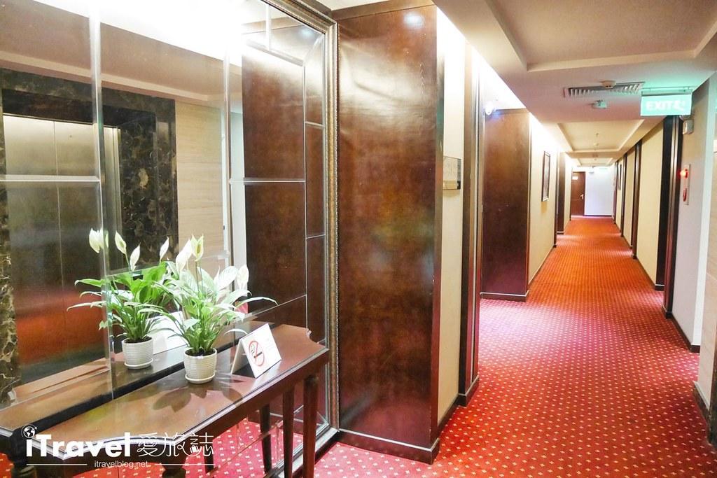 越南孟清河内中心酒店 (12)