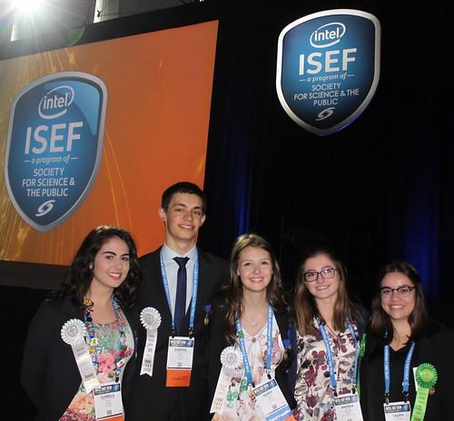Intel ISEF 2018