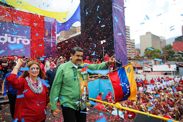COBERTURA ESPECIAL | ELEIÇÕES NA VENEZUELA