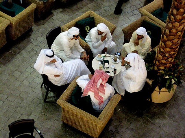 que ver en Abu Dhabi