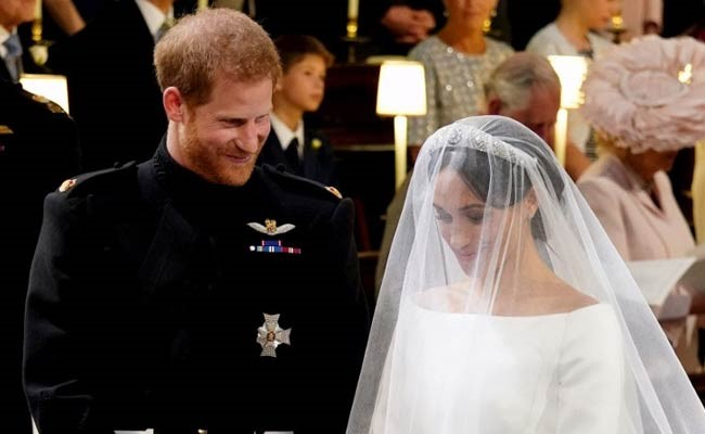 Meghan Markle's Wedding Gown Was Beautiful, But She Was Unforgettable