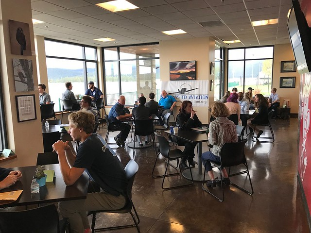 Truckee Tahoe Aviation Networking Night 2018