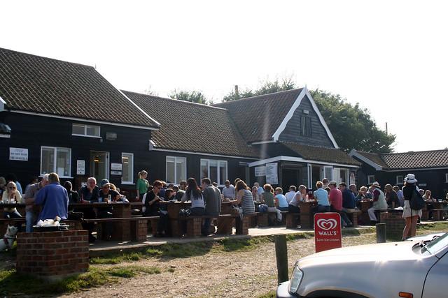 Dunwich beach cafe
