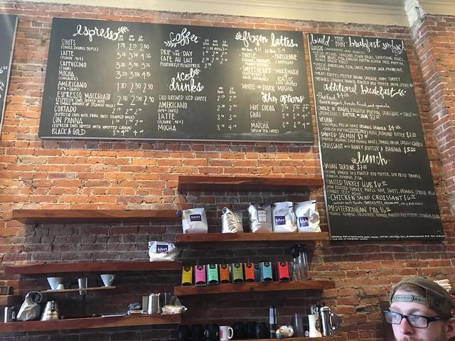 Delaney cafe