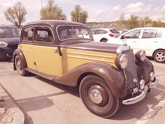Mercedes 1952