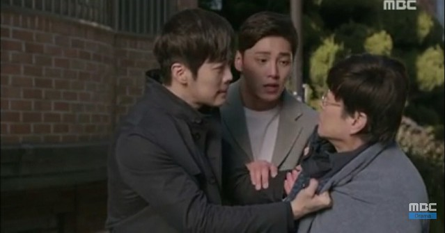 Hyun Woo vs Papa Han (all copyright belong to MBC)