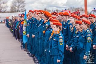 День пожарной охраны 100