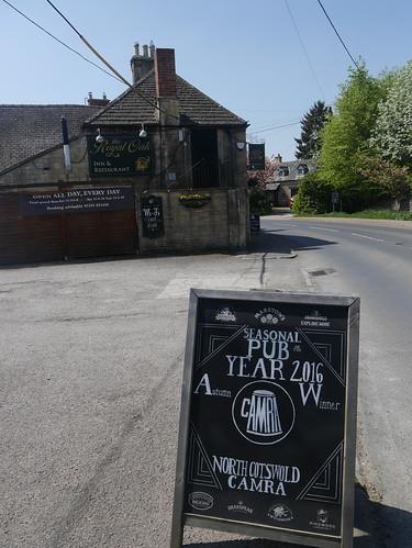 Royal Oak, Andoversford