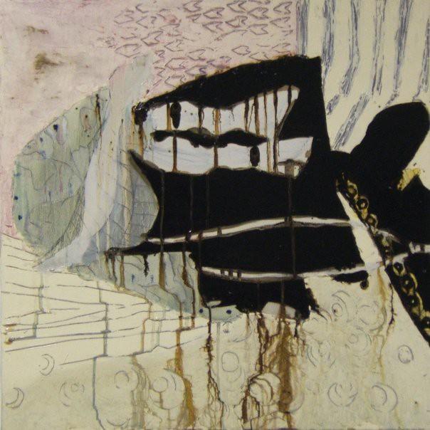 Sete I - 60x60 cm. Oil on canvas 2006