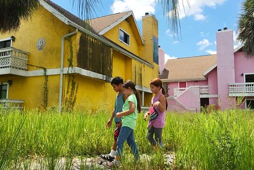 映画『フロリダ・プロジェクト 真夏の魔法』 ©2017 Florida Project 2016, LLC.