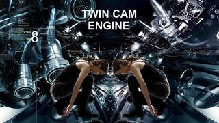Summer Glau Tscc Cameron Twin Cam engine