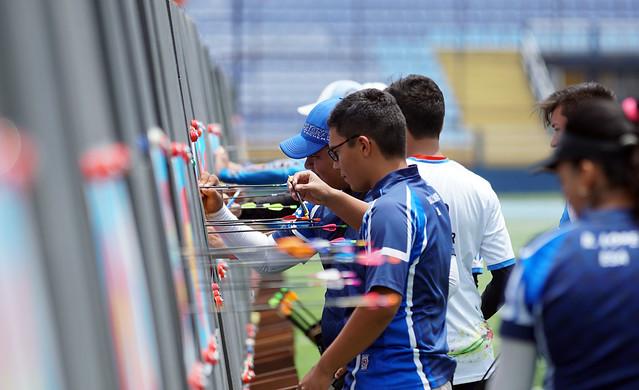 Tercer día de competencia Ranking Mundial de Tiro con Arco