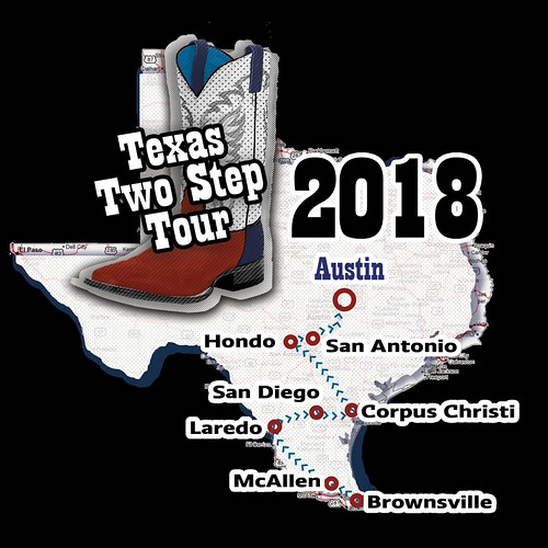 Texas Two Step Boot Tour