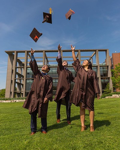 Throwing our caps in the air because it's Commencement weekend! Visit valpo.edu/commencement-may for the full schedule and to livestream the ceremonies. #ValpoGrad