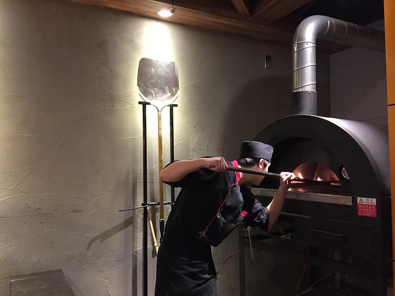 中壢Pizza義式餐廳窯主義27
