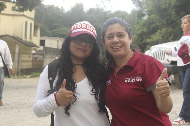 Gaby Alvarado a