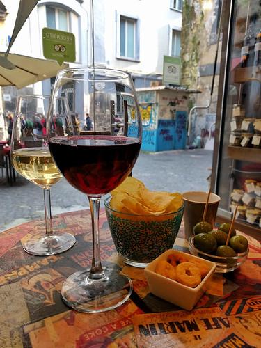 wine @ WineCafè Da Mario