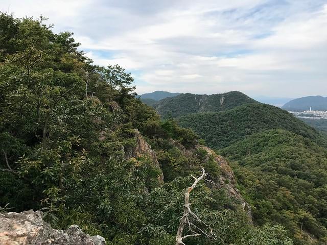 八木三山 愛宕山から双子山・八木山