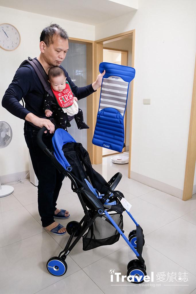 轻量型婴儿车推荐 Combi F2 Plus (14)