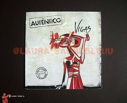 Diseño Gráfico para Oswaldo Vigas - Expo Auténtico Vigas / Graphic Design for Oswaldo Vigas - Expo Authentic Vigas