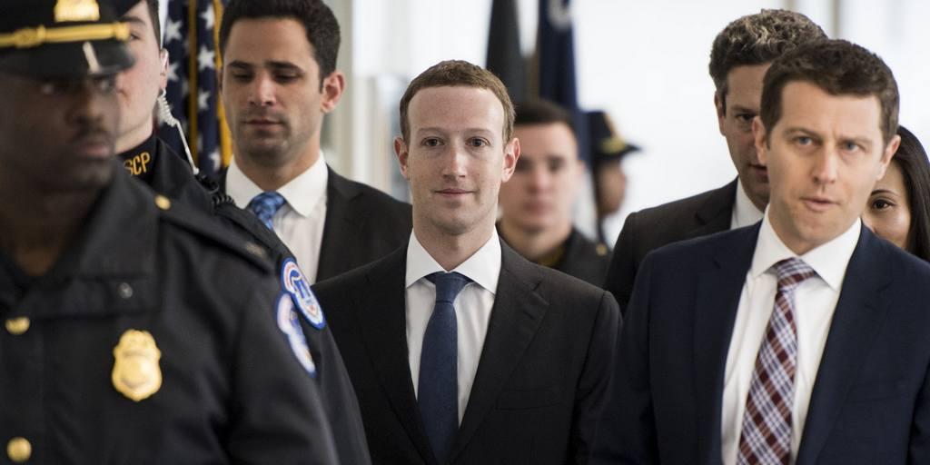Zuckerberg est très désolé mais il n'a absolument pas l'intention de changer