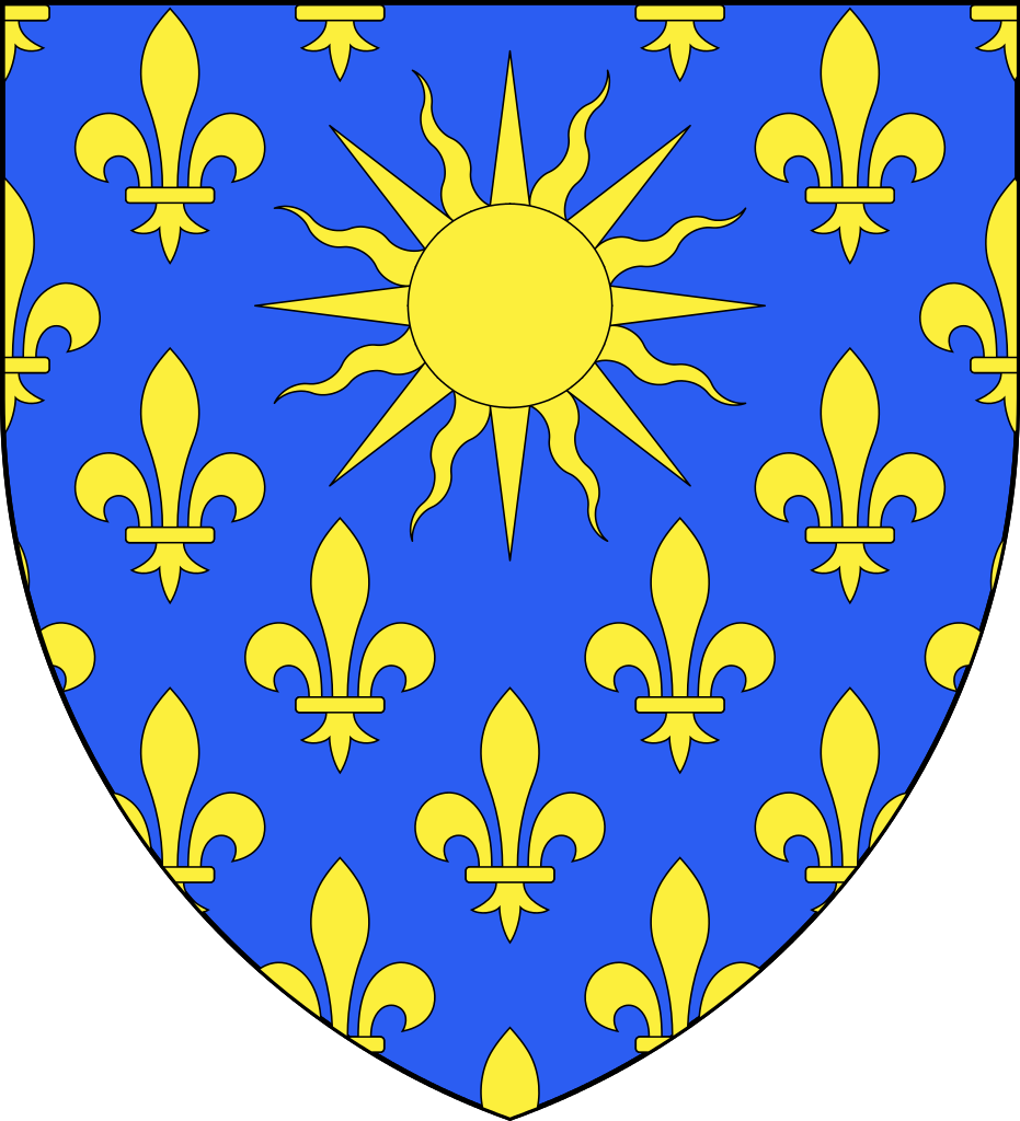 Coat of arms of (French) province of Canada