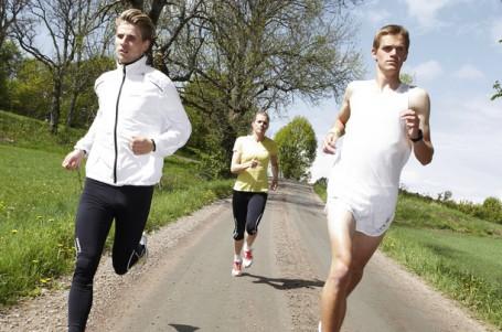 Týmový půlmaraton se rozběhne v Praze okolo Portheimky