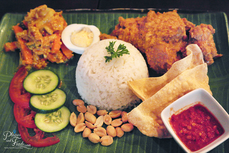 blue mountains unique nasi lemak