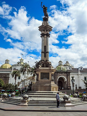 Quito, Old Town