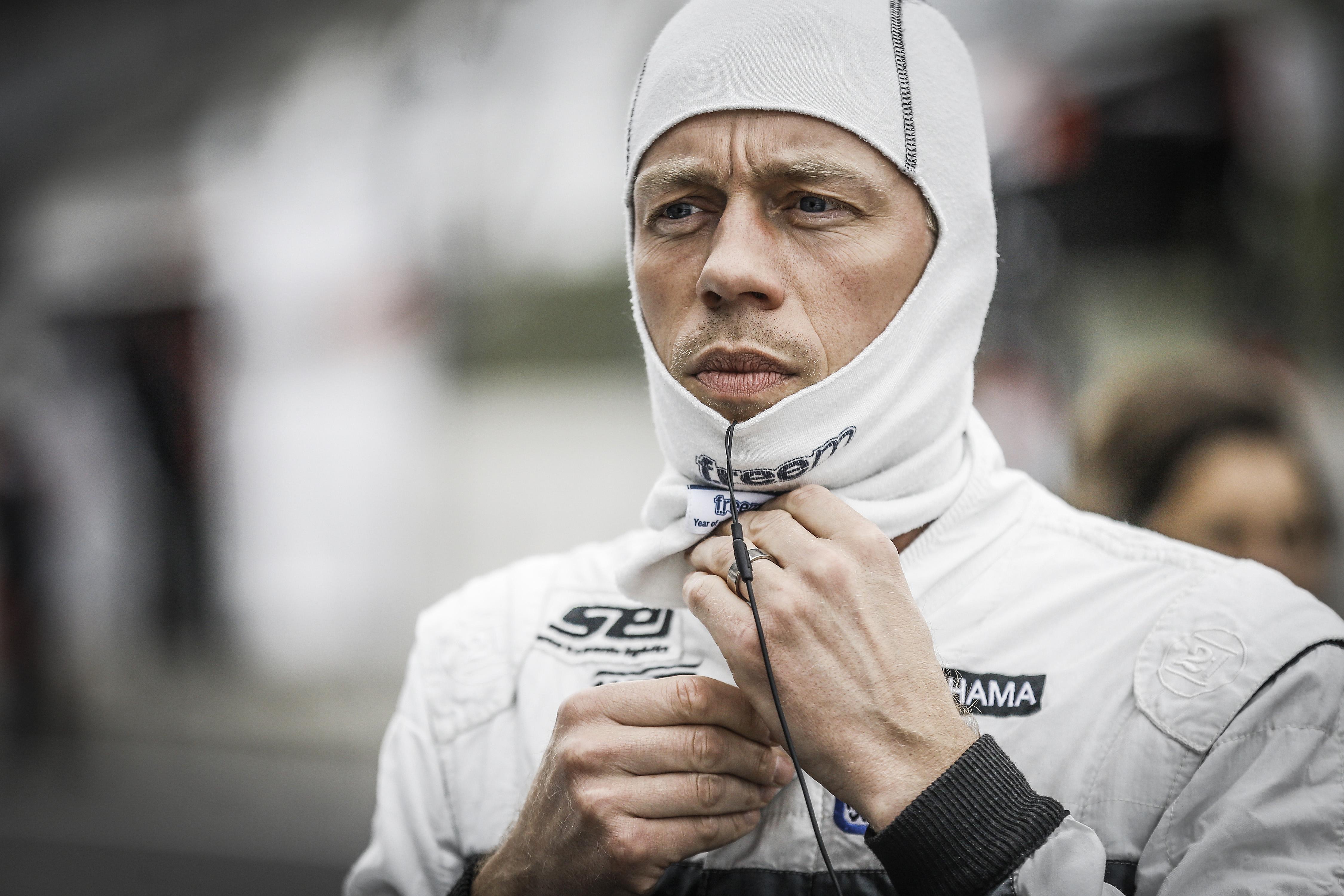 How racing as Schumacher taught WTCR's Björk Suzuka tricks