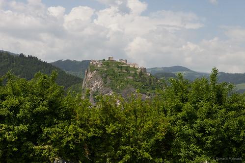 Griffen castle ruins