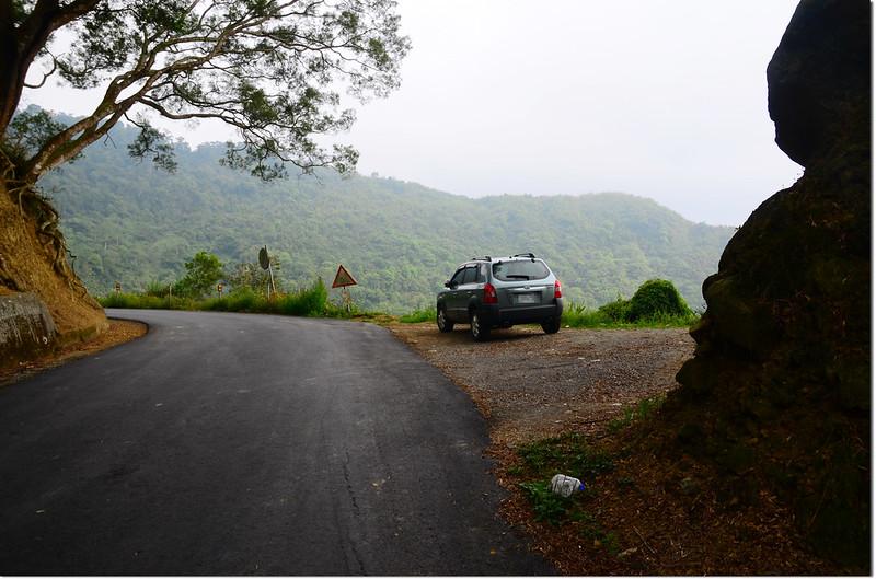 紅楠坑山(龜山、茅子埔山)停車處