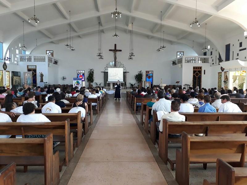 Encontro Diocese de Amparo - 22/04/2018