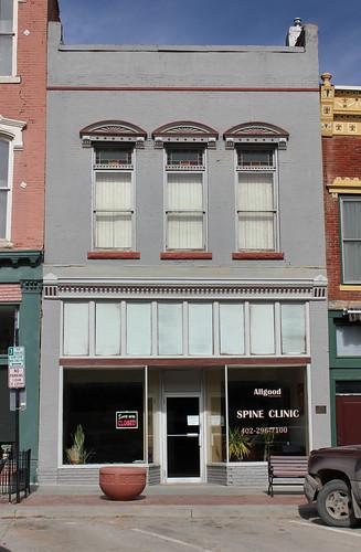 Weber Building - Plattsmouth, NE