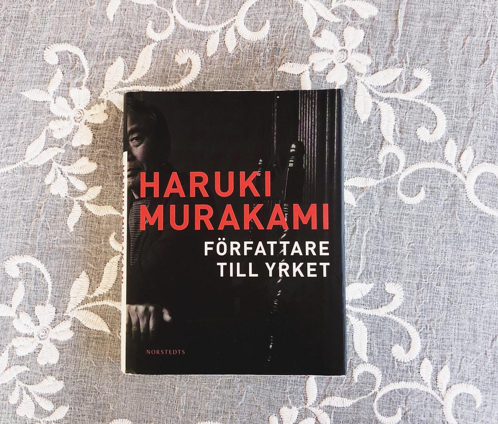 Haruki Murakami - Författare till yrket