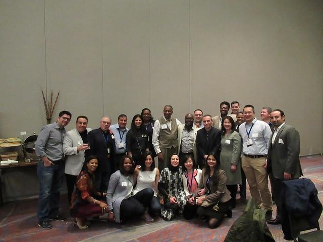 Denver Alumni Reception - April 26, 2018