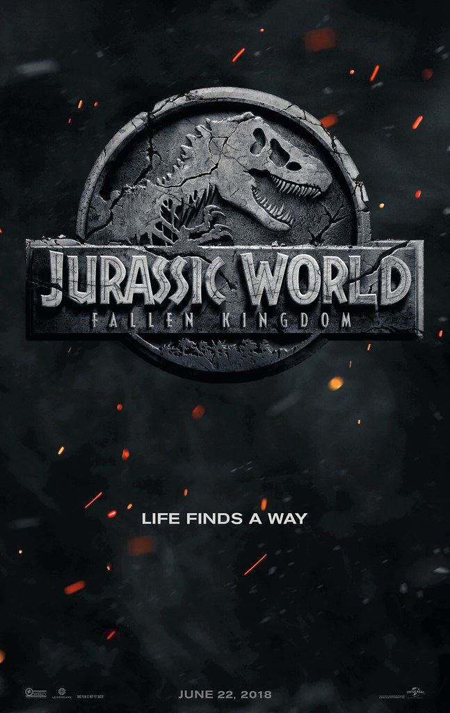 Jurassic World: Fallen Kingdom posters