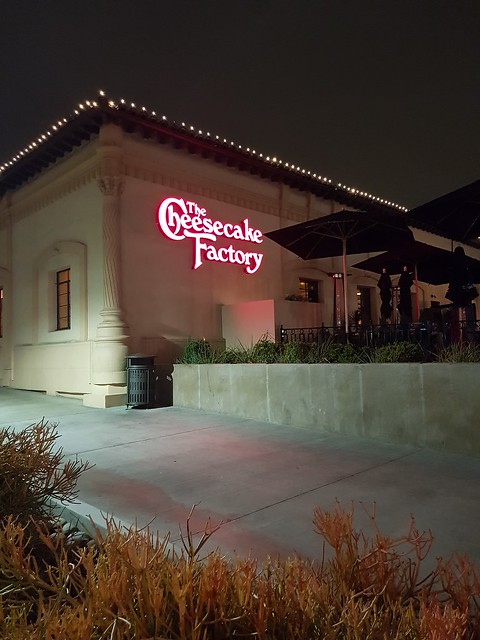 Cheesecake Factory San Diego