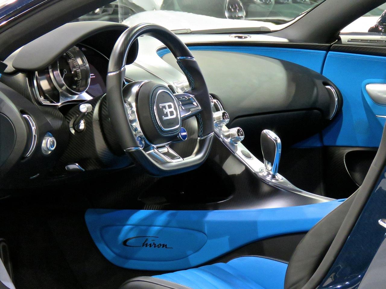 Bugatti Chiron Philly 16