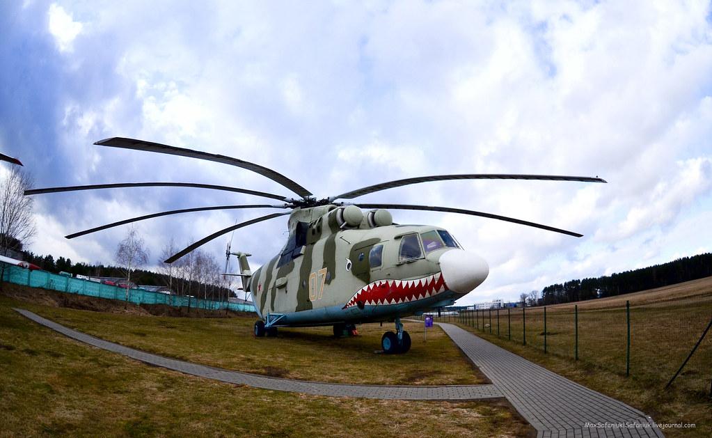 Ми-26Т Музей Боровая Минск