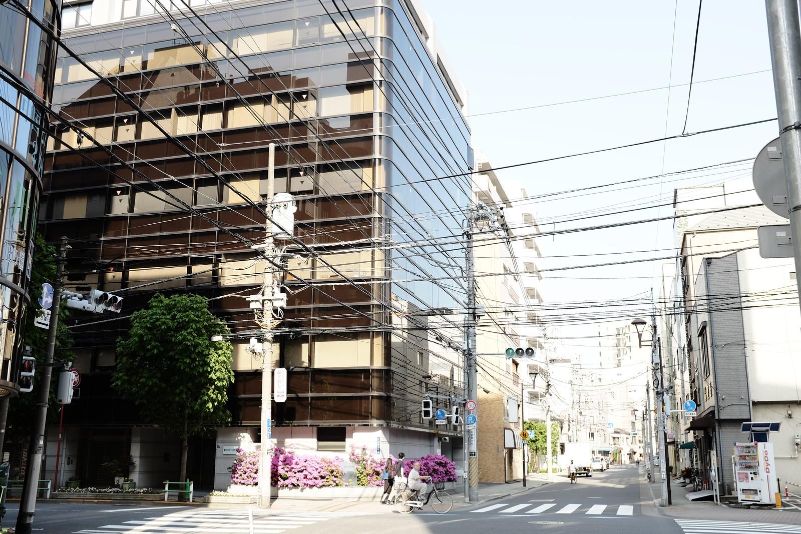 The Akihabara to Kuramae photo by FUJIFILM X100S