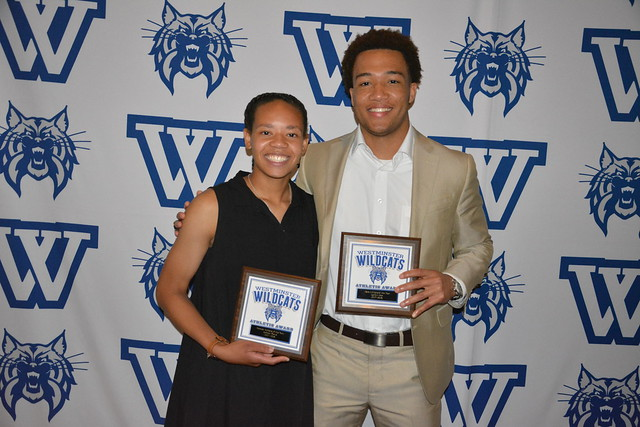 Athletic Awards Banquet 2018