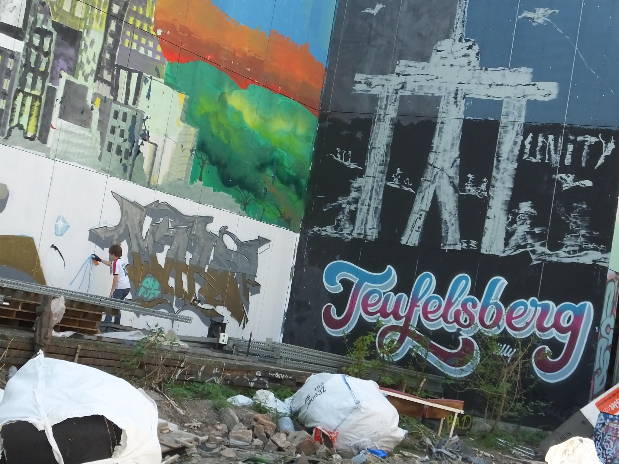 Teufelsberg, Berlin