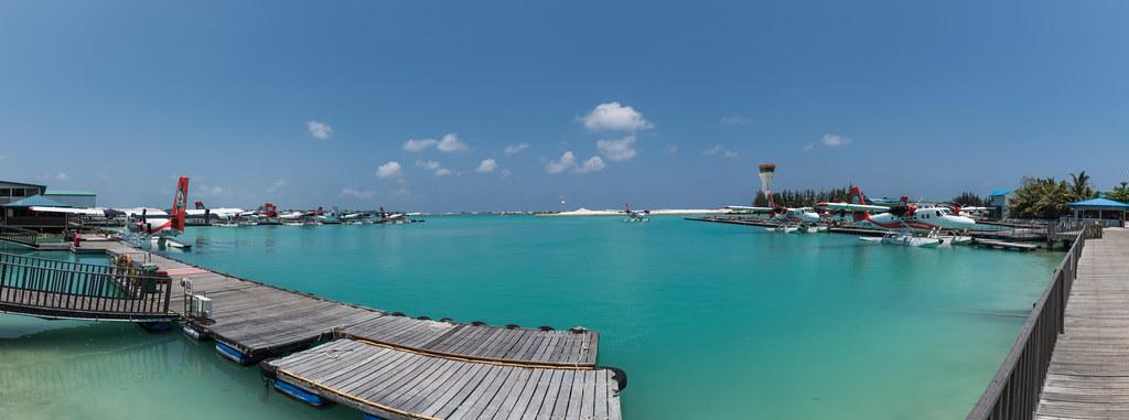 Сочетать несочетаемое. Командировка... на Мальдивы. День 1й.