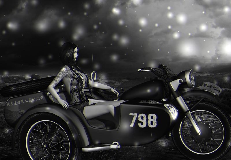 Cool Rider...