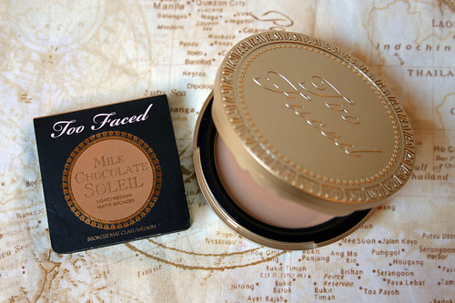 Too Faced - Milk Chocolate Soleil bronzer