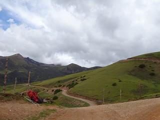 東チベット徒歩旅行について